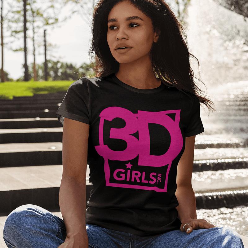 3D Girls, Inc. T-Shirt